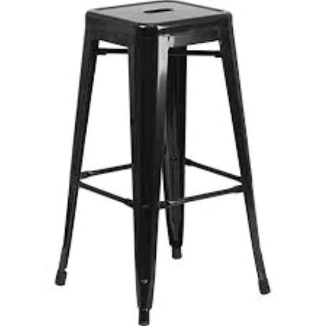 Where to find BAR STOOL, BLACK in Santa Rosa