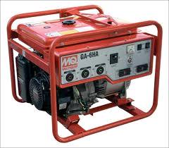 Where to find GENERATOR, 6KW GAS in Santa Rosa